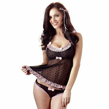 Top and Panties Heart completino donna intimo sexy di Cottelli Lingerie
