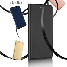 Luxury Slim Leather Flip Wallet Magnetic Case Cover For iPhone 5 6s 7