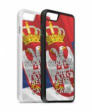 iPhone Serbia 5 SILICONA Funda plegable funda Funda Protector Móvil