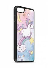 iPhone unicornio Silicona Funda Plegable Funda Funda Protector móvil