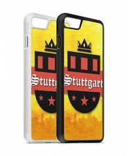 iPhone Stuttgart SILICONA Funda plegable funda Funda Protector Móvil