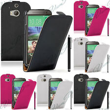 Accessori Cover Custodia Cover Supporto Pieghevole Valvola Pelle HTC ONE M8 2014