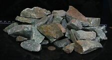 7100+ ct. LOT of  RAW ROUGH AVENTURINE  - *Untreated, Natural  *1x-01