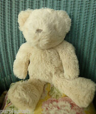 "NEW BNWT NEXT 10"" MY BEST FRIEND BEIGE TEDDY BEAR BABY COMFORTER SOFT TOY"