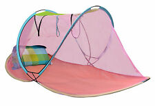 Mosquito Net for Single/Double Bed - Portable & Foldable - With Free Carry Bag