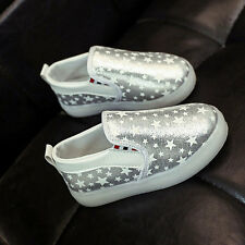Character Children Boy Girl Shoes Kids Slip-On Sneakers Casual Star Shoes Summer