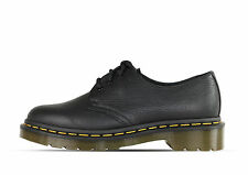 DR.MARTENS 1461 Virginia BLACK 20834001 - Nero - Donna +NUOVO+ .
