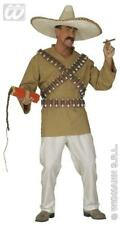 Costume 3Pc Messicano Costume Sigaro TNT Dinamite Halloween Bandito Outlaw Cervo