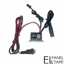 Potted Inverter for 10-100cm2  EL Panel / Tape Driver with Choice of Power Input