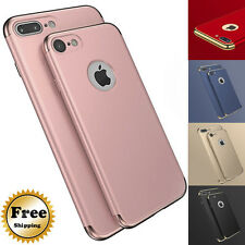 For Apple iPhone 6 6S 7 Plus Case Luxury Shockproof Hybrid Ultra Thin
