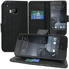 Accessorio Custodia Portafoglio Supporto Video per HTC One S9