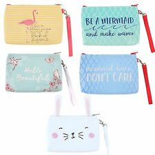 Make Up Bags Pouches Coin Purse With Strap Ideal Gift