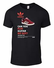 COURTEENERS Guitar Lyrics TRIMM TRAB TRAINER T-SHIRT st jude mapping CD adidas B