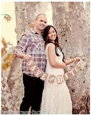 SAVE THE DATE Wedding Photo Props Party Photography Decoration