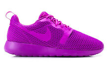 NIKE WOMENS ROSHE ONE HYPERFUSE SIZE 4.5 38 RARE FLYKNIT MAX AIR RUN BR 1 90
