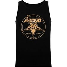 CAMISETA SIN MANGAS VENOM WELCOME TO HELL TANK TOP RFE MC423T
