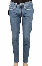 Jeans uomo CYCLE MPT080 D398 L2936 Denim Fisso Second Hand Skinny