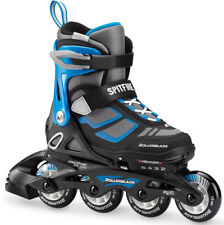 ROLLERBLADE SPITFIRE In linea Pattini 2017 black/blue Bambini pattini Inliner