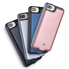 5000mAh Backup Power Bank Battery Case Charger Cover for iPhone 6s Plus/7 Plus