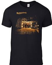 BLOSSOMS ALBUM CD T-Shirt band indie Charlemagne logo arctic monkeys strokes B