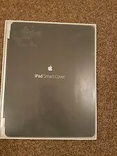Apple iPad Offical Smart Cover Dark Grey Brand New & Sealed