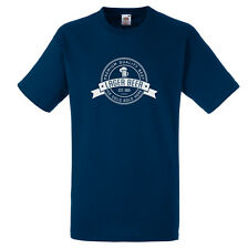 PREMIUM QUALITY BEST LARGER BEER ICE COLD SOLD HERE FUNNY T SHIRT FATHERS DAY