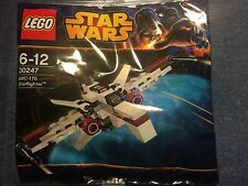 LEGO STAR WARS 30247, ARC-170 Starfighter **BN** new & sealed polybag