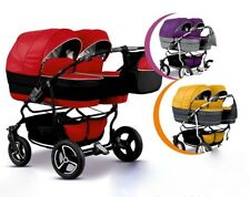 Pram Smille Coral 3in1 Pushchair Buggy Stroller +Car Seat Travel System 8 Color