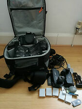 Canon EOS 600D with 2 Lenses (EFS 18-55mm & 18-135mm) + bag & Accesories