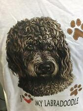 I Love my Labradoodle- Dog Design - Various Colours - Limited Stock Available