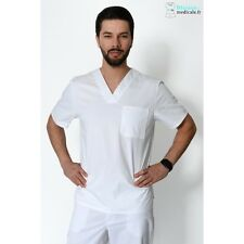 Tunique Medicale Homme Cherokee Blanc 4743