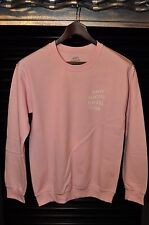 """Anti Social Social Club """"Know You Better"""" Crew Neck - Pink"""