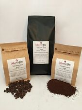 VOLCANIC JAVA KOPI Hand Roasted Arabica Coffee Beans/Grounds To Order