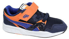 Puma Trinomic XT 1 Plus V Kinder Turnschuhe Schuhe Blau Orange 359454 01 U53