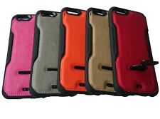 NEW DESIGN STAND & SHOCK RESISTANCE PU CASES FOR MOBILE PHONE,iPHONE/SAMSUNG
