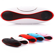 POWERFUL Portable Wireless Bluetooth Stereo Speaker,Support FM Alarm TF USB UK