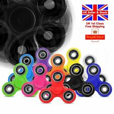 Tri Fidget Hand Finger Spinner EDC Stress ADHD ADD Relief Toy for Adults & Kids