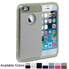 Luxury Armor Best Impact Protective Hard Shell Case Cover For iPhone 5 5S S