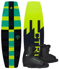CTRL THE RM FINLESS 135 2015 inkl. STANDARD Boots Wakeboard Set inkl. Bindung