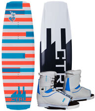 CTRL THE STUDIO 136 2015 inkl. VOGUE Boots Wakeboard Set inkl. Bindung