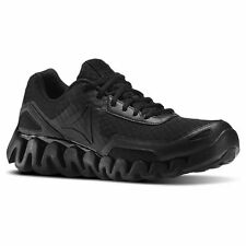 Reebok Men's Zig Evolution Run Running Shoes Sneakers Black Style BD5560