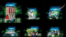 Playmobil 2017 Ghostbusters Feuerwache Marshmallow Man Slimer Ecto-1 Auswahl