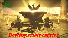 Destiny Trials of Osiris *GUARANTEED* Flawless Carries/Recoveries! (Xbox One)