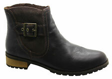 Timberland Earthkeepers Bethel Chelsea Cremallera Lateral Tobillo Marrón Mujer