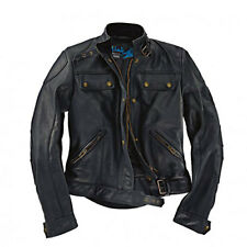 Giacca Moto Darley Belstaff Donna in Pelle Colore Nero
