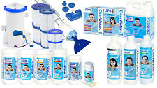 Bestway Clearwater Pool & Spa Maintenance Cleaning Chlorine Control Essentials