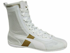 Puma Rihanna Collection Eskiva Hi EVO Womens White Lace Up Shoes U74