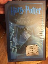 Harry Potter the Order of the Phoenix DELUXE Hardcover Illustrated! NEW~SEALED