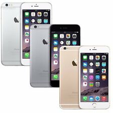 Apple iPhone 6 16GB 64GB Gold Silver Space Gray GSM Factory Unlocked Phone SIM