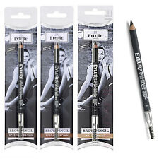 Eylure Eyebrow Brow Pencil Brown Black Blonde Pencil Brush Shape Firm Hold Party